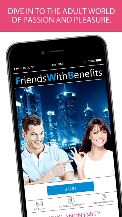 Best App In the direction of Friends With Benefits
