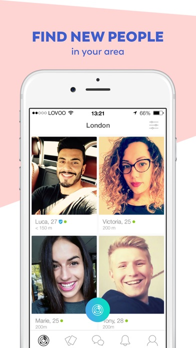 Lovoo - Fancy Chat Flirt & Hookup Itunes