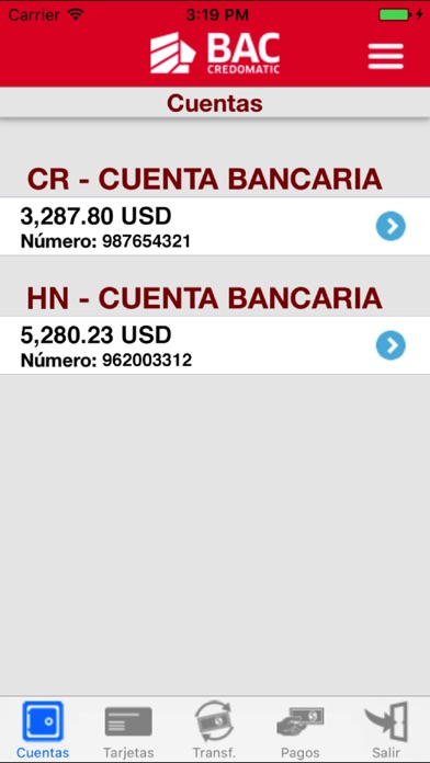 Banca mvil bac credomatic by bac credomatic network ios united banca mvil bac credomatic by bac credomatic network ios united states searchman app data information thecheapjerseys Image collections