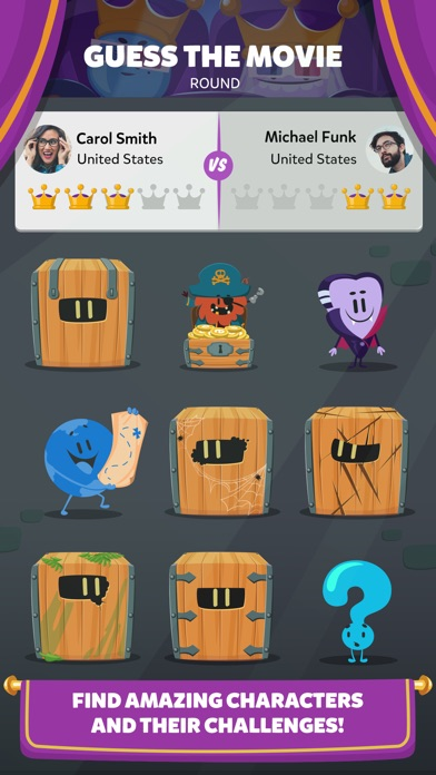 Trivia Crack Kingdoms By Etermax IOS United States SearchMan - United states trivia