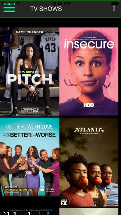 Black love movies list