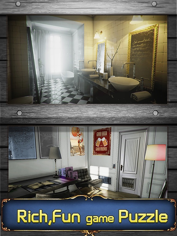 room escape: the doors and rooms escape out 1!! by luo xiaoying ...