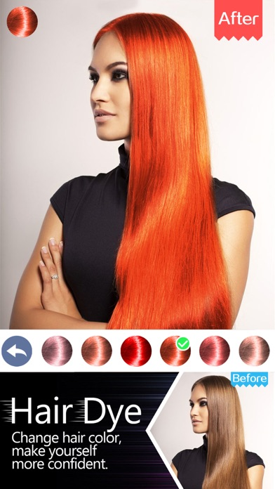 Hair dye wig color changersplash filters effects by chen hair dye wig color changersplash filters effects by chen guangxie books reference category 236 reviews appgrooves best apps solutioingenieria Image collections